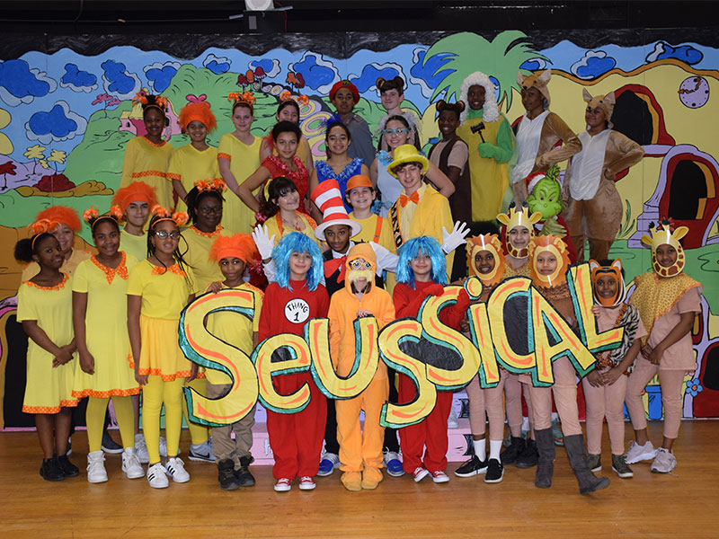 See 'Seussical' at Amityville High School