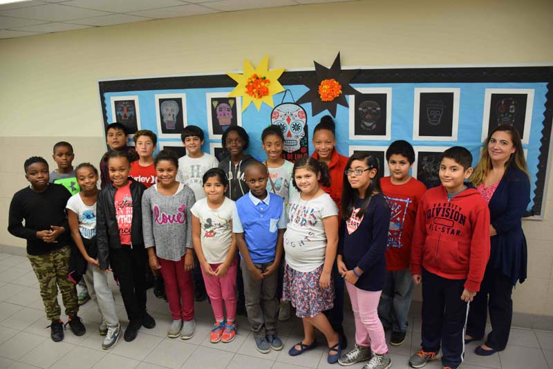 Amityville student-artists are recognized