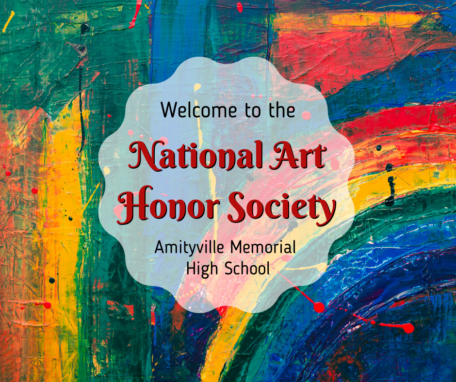 Student-Artists Named to Honor Society
