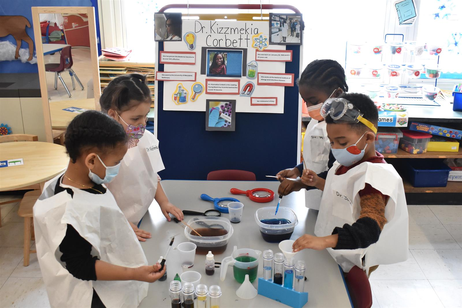 Northeast Students See the World as Scientists