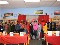 Amityville Athletes Commit to Their Sports photo