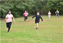 Students Running on Field thumbnail176762