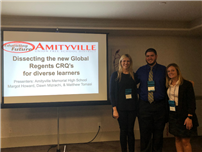 Social Studies Teachers Present at Regional Conference thumbnail138409