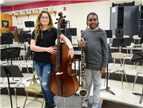 Student Musicians Tapped for Regional Ensembles photo